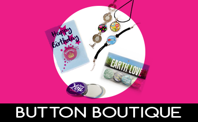 Button Accessories and Gift Ideas