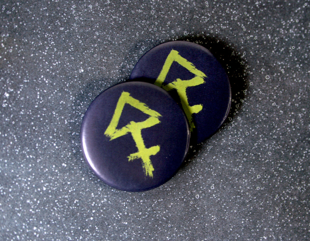 toronto custom buttons horror series Winterbourne