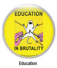 education buttons