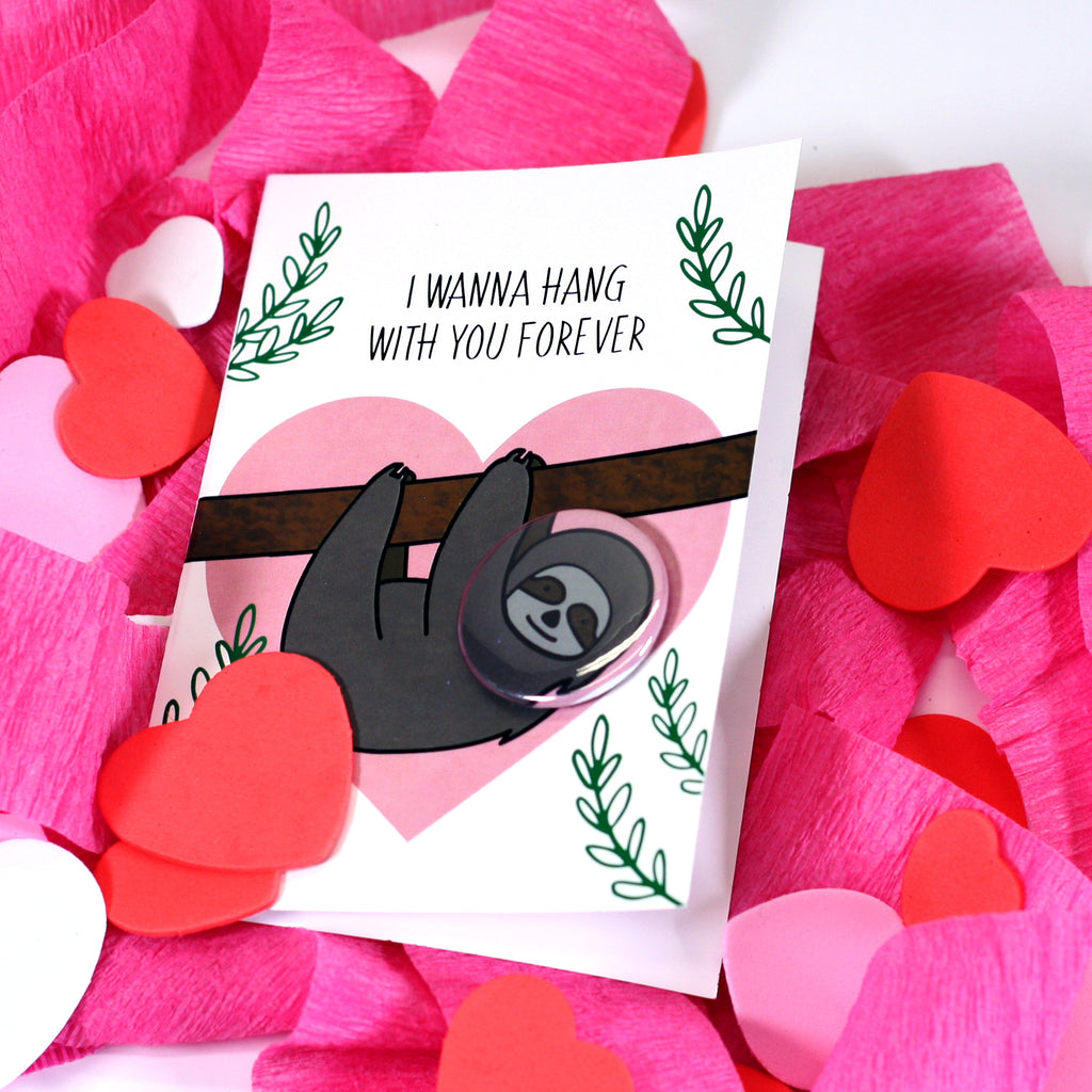 fun Valentine's Day cards locally made in Toronto