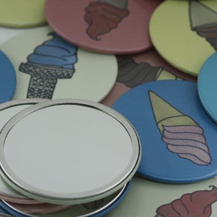 Custom Mirrors, Summer buttons
