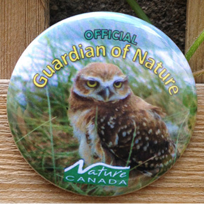 Nature Buttons, Nature Canada, Custom Buttons