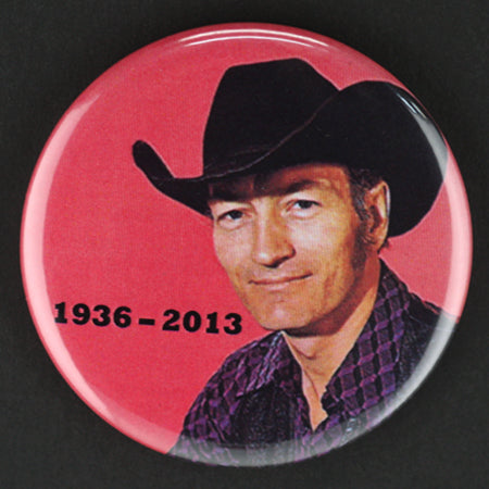 Tribute Button, Stompin Tom Connors