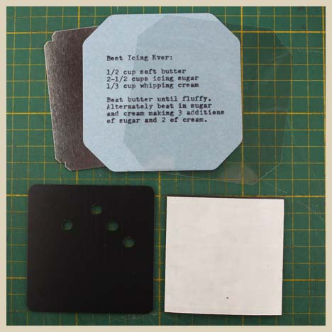 square magnet parts