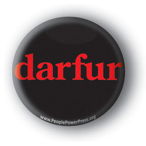 Darfur - Button/Magnet