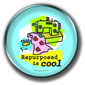 Copy of Repurposed is Cool - Rare items are always the most valuable