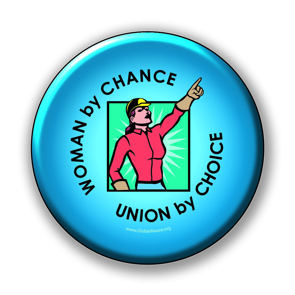 Woman By Chance. Union By Choice.