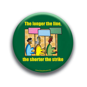The Longer The Line, The Shorter The Strike