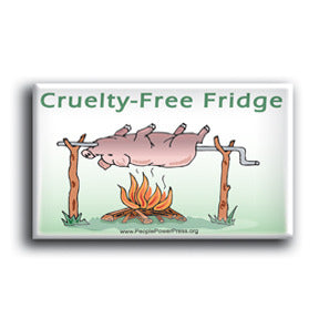 Cruelty-Free Fridge