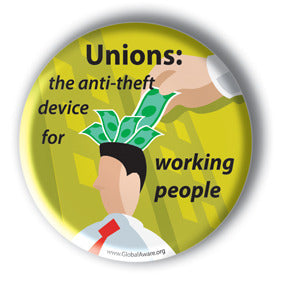 Unions : The Anit-Theft Device For Working People