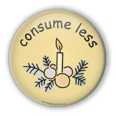 Consume Less - Candle Design