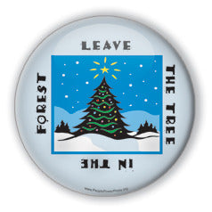 Leave The Tree in The Forest - Christmas 2