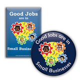 Good jobs are in small businesses