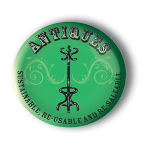 Antiques - Sustainable, Re-Useable and Re-Saleable