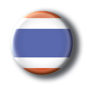 Thailand - Flags of The World Button/Magnet