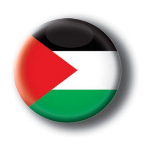 Palestine - Flags of The World Button/Magnet