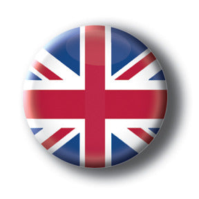 United Kingdom - Flags of The World Button/Magnet