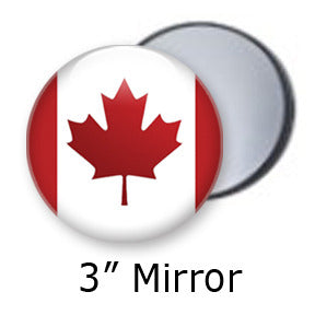 Canada Custom Button Design