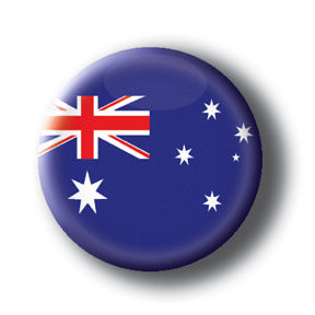 Australia - Flags of The World Button/Magnet
