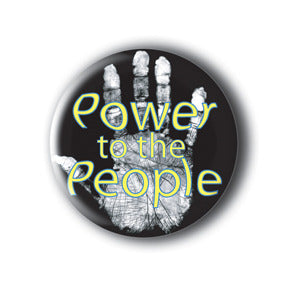 Power To The People - Handprint