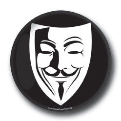 Guy Fawkes/ V Mask - V For Vendetta