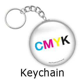 cmyk custom graphic pin design
