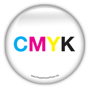 cmyk graphic pin design