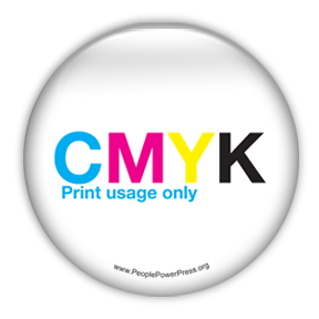 cmyk custom badge design