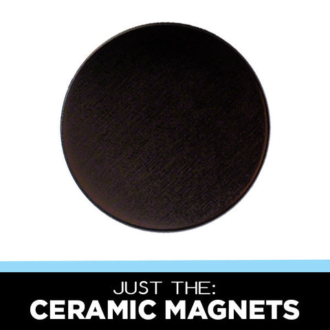 1 inch ceramic magnets for button machines