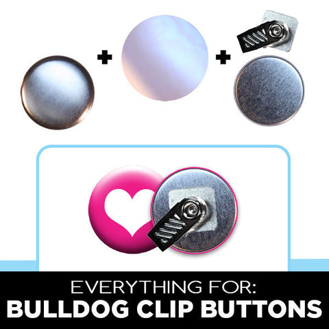 "Parts & Supplies for Standard 1-1/2"" Button Makers"