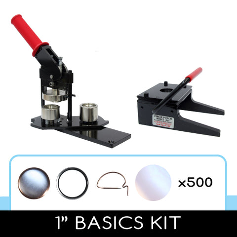 1 inch button maker kit