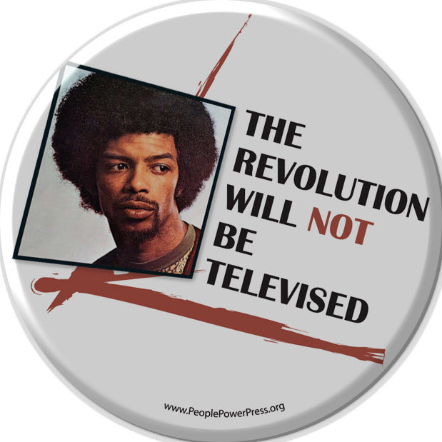 Gil Scott-Heron R.I.P. - The Revolution Will Not Be Televised