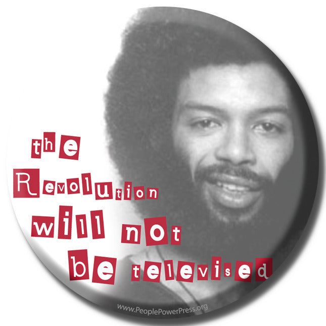 Gil Scott-Heron - The Revolution Will Not Be Televised 3