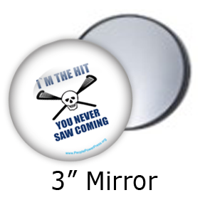 I'm the hit button design