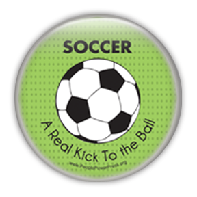 A Real Kick To The Ball - Soccer/Sports