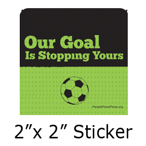 soccer sticker design