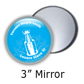 Hockey Mirror Design