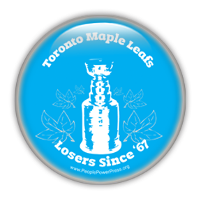 Hockey button design