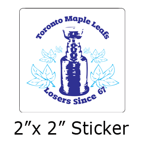 Hockey Sticker Design