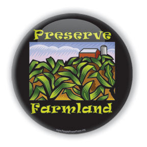Preserve Farmland Graphic Design