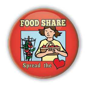 Food Share, spread the love, sustainable design