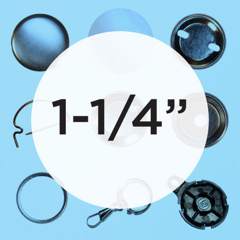 "Parts & Supplies for Standard 1-1/4"" Button Makers"