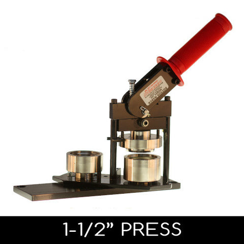 1-1/2 inch button maker for DIY Craft Projects