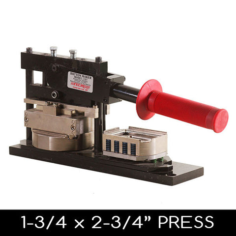 Tecre Rectangular Button Magnet Press