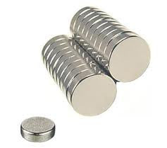 Rare Earth Magnets for button making.
