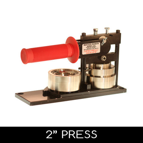 2 inch button machine