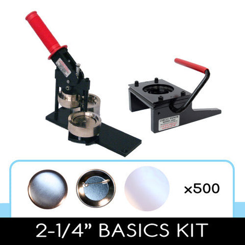 "2.25"" Tecre Button Basics Kit"