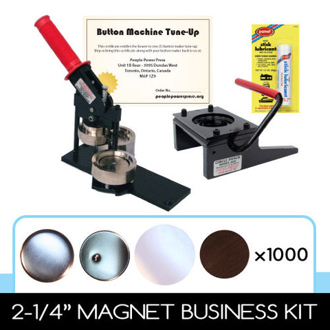 "2.25"" Tecre Magnet Business Kit"