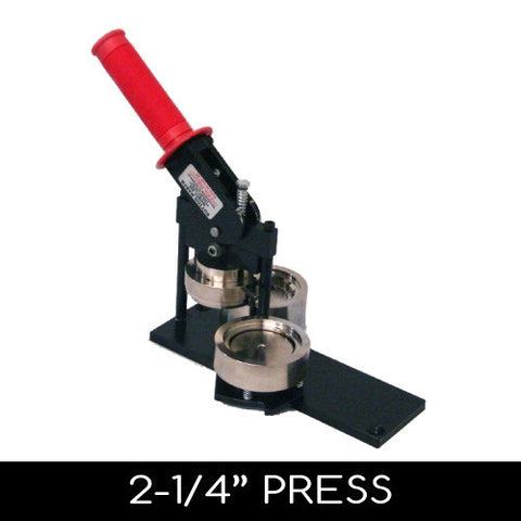 "2.25"" Tecre Button Press"