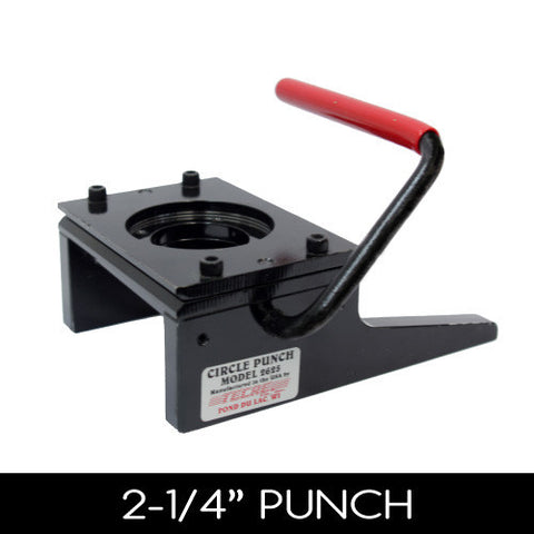 "2.25"" Tecre Circle Punch"